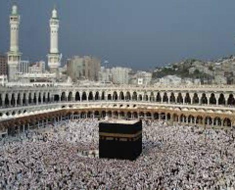 Umrah di Masjidil Haram